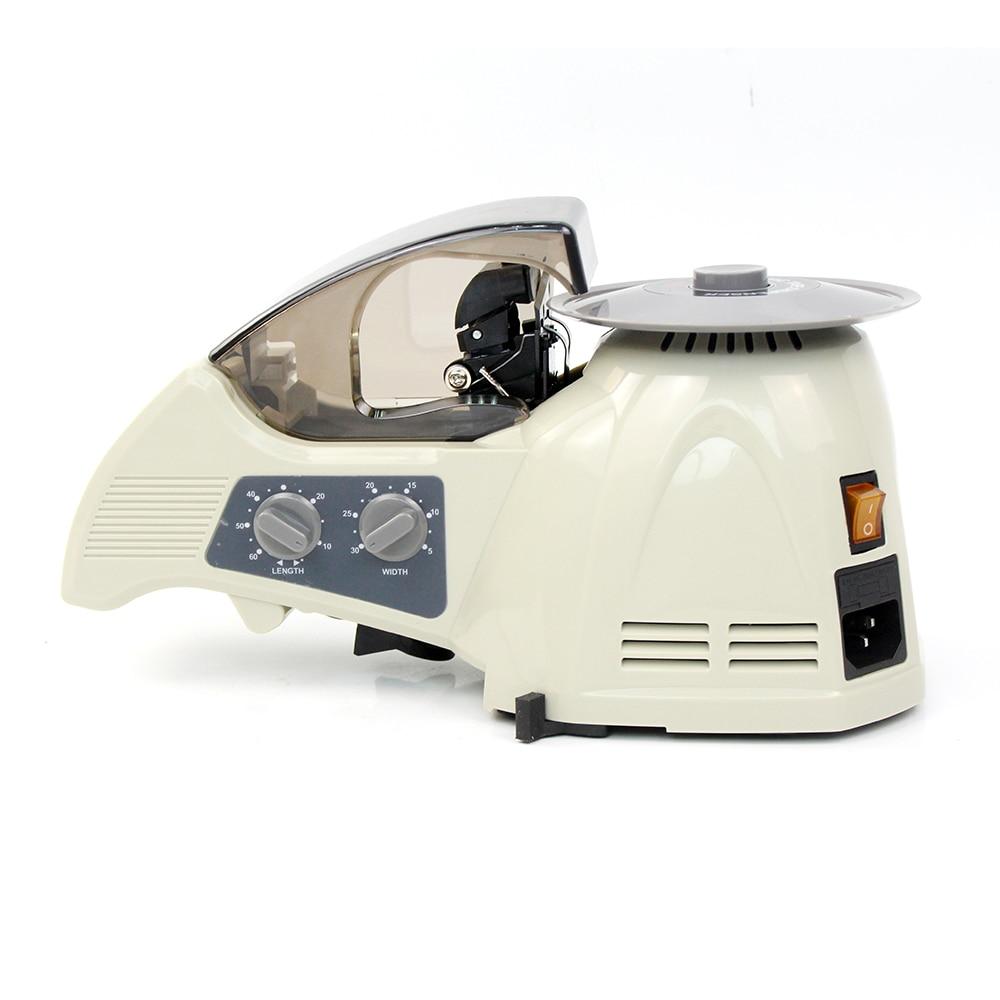 التلقائي شريط كهربائي موزع آلة لاصق الشريط القاطع ZCUT-8 القاطع المكبس ختم آلة الشريط موزع قطع الشريط