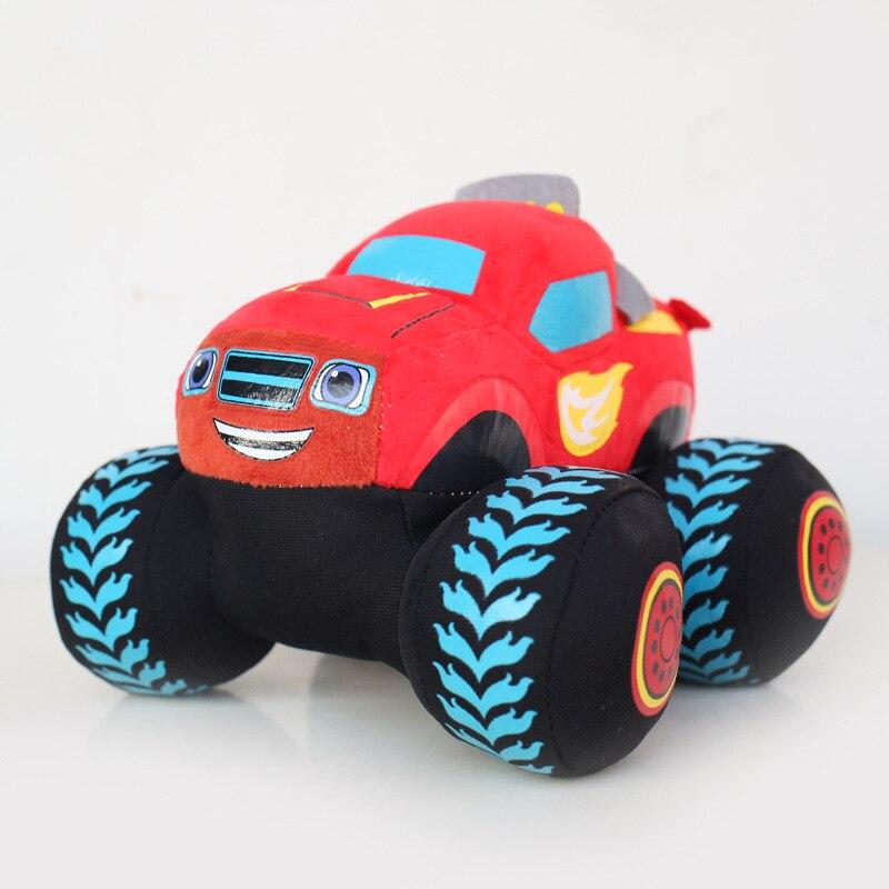 La Blaze Y el monstruo máquinas el Blaze monstruo las camionetas La de coches de juguete