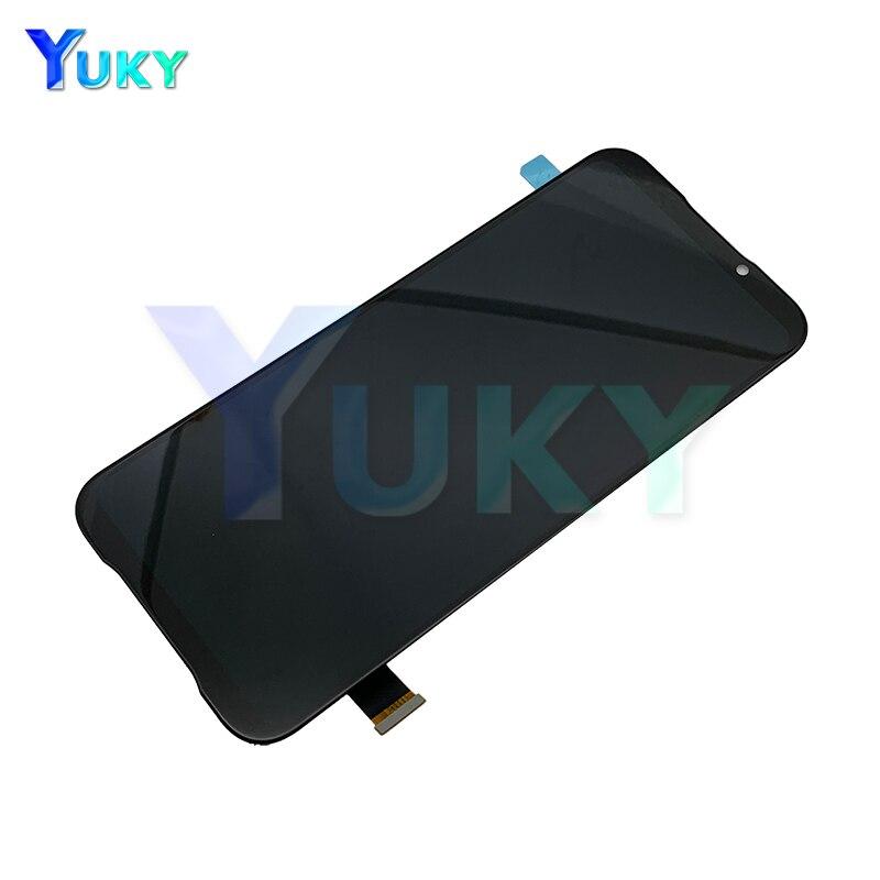 Original Amoled Voor For Xiaomi Black Shark 2 Lcd Voor Xiaomi Black Shark 2 Pro Lcd Touch Screen Digitizer Vergadering lcd enlarge