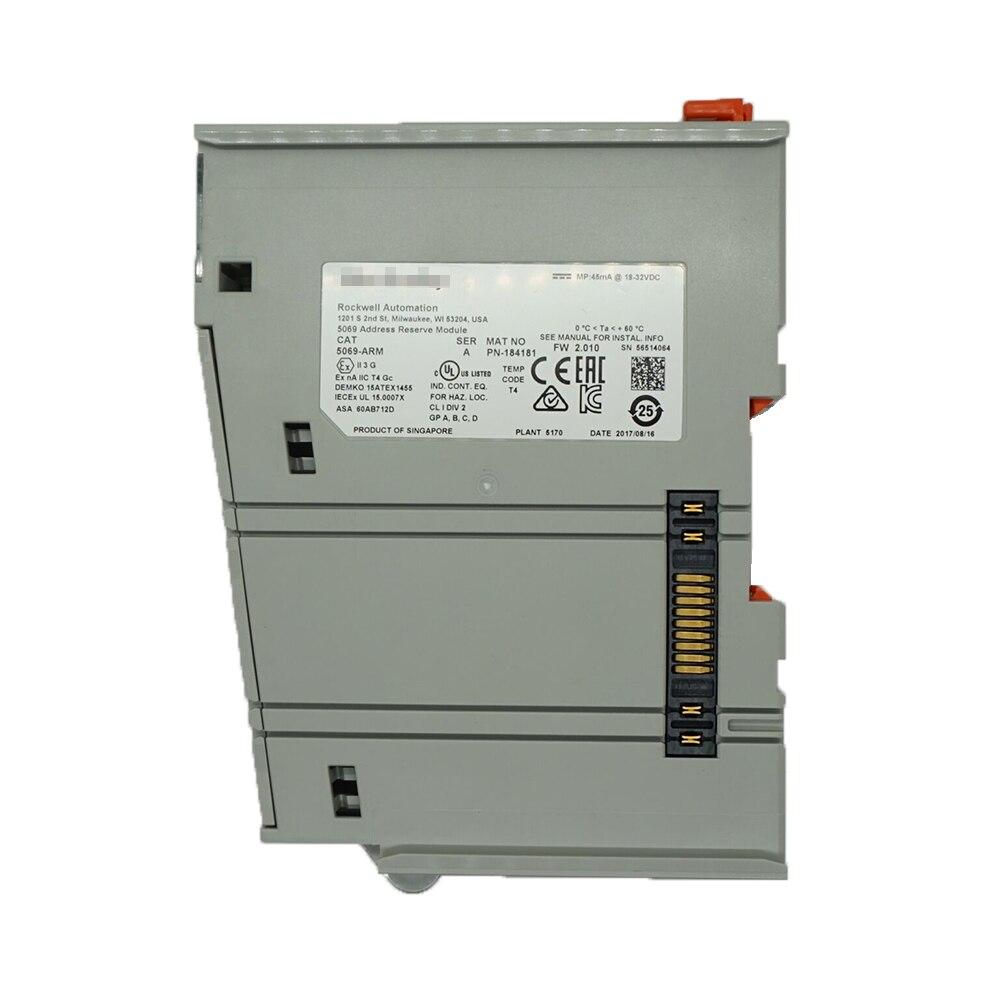 ARM Ser A Compact 5069, módulos de reserva de dirección nuevos, 5000