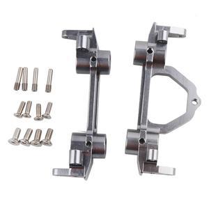 High Quality Aluminum Alloy Front And Rear Bumper Mount For 1/10 RC Crawler Axial Scx10 Crawler SCX0026 90022 90035 Hopup Parts