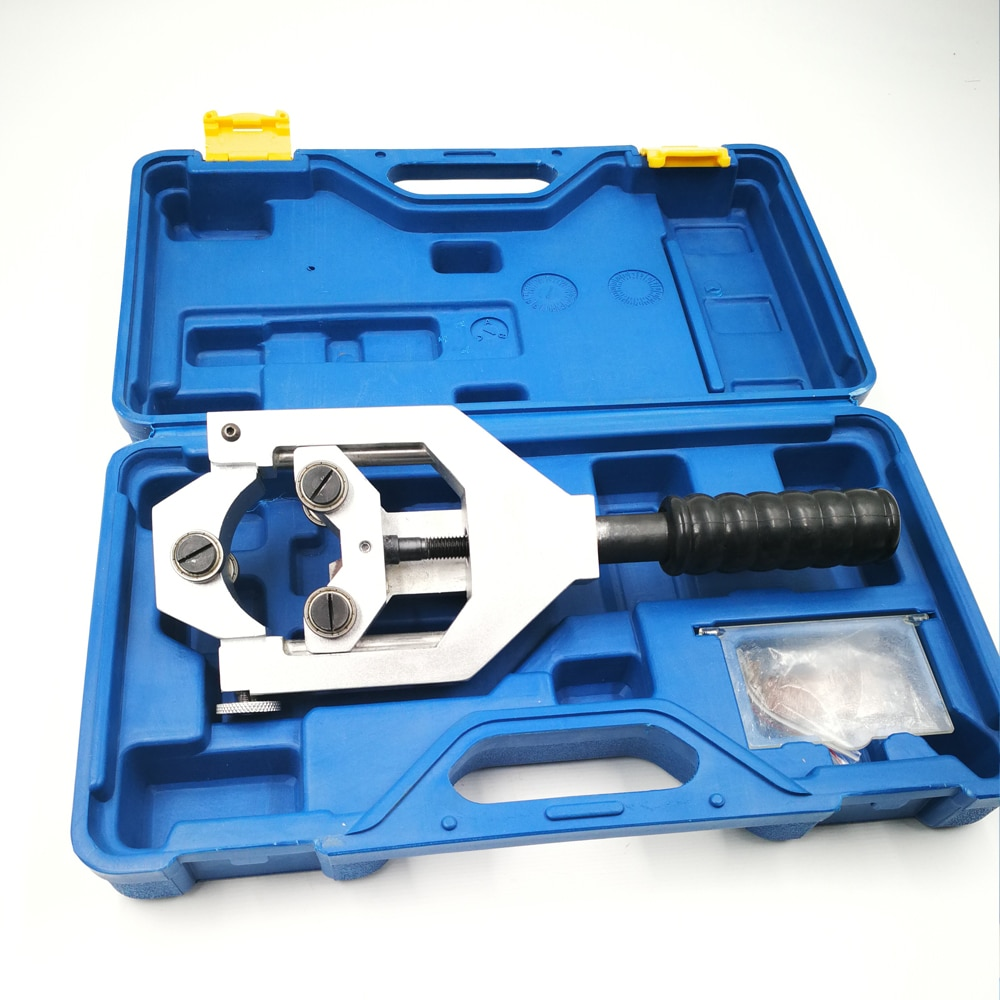 Insulation And Semiconductor Layer Of Cable Stripper KBX-65 Max 65 mm Cable Stripping Tool