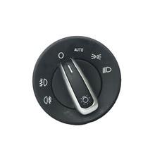 Interrupteur de phare de plafond de voiture   Pour 1Z0941431K Skoda OCTAVIA II 04 2004-2013 1Z0941431C