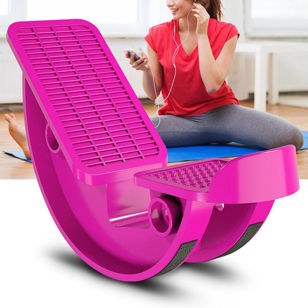 Fitness Relaxation Lacing Plate Lacing Shoes Sole Massage Foot Pedal Yoga Fitness Lacing Device Lacing Stool Stretch Pedal