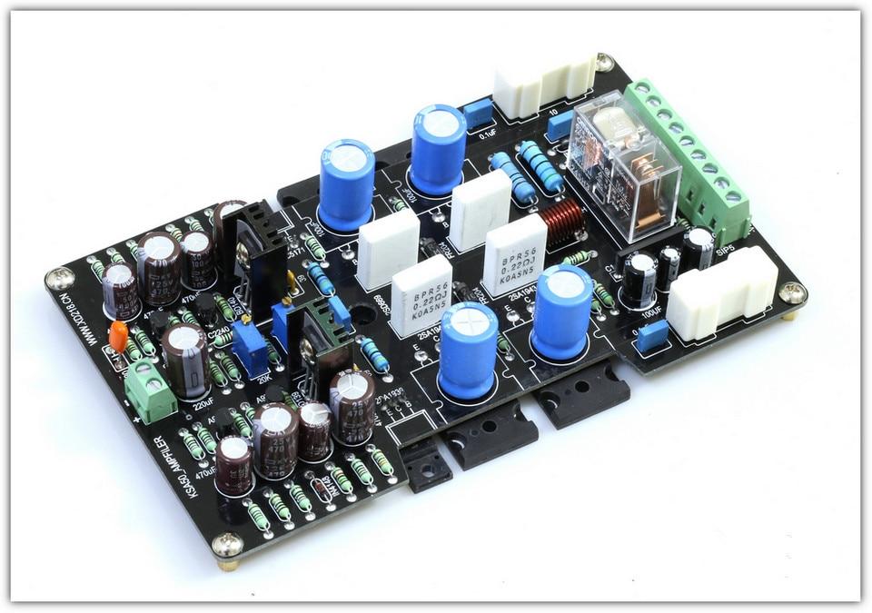 2019 krell ksa50 amplificador classe de circuito a 50 w mono amplificador placa
