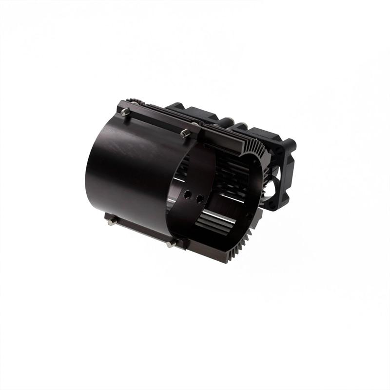 RC Car 40-4m Motor Radiator Cooling Fan Heat Sink Fan for TRAXXAS SUMMIT E-REVO EREVO 1/10 RC Car Parts enlarge