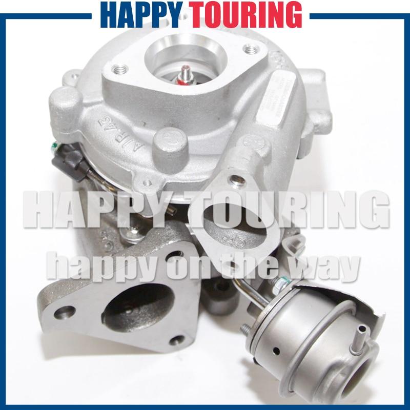 GT1849V 727477 Turbo cargador para Nissan DCI YD22ED/YD22DDTI 03-05 14411-AW40A 14411AW40A 14411-AW400 14411AW400 727477-5007S