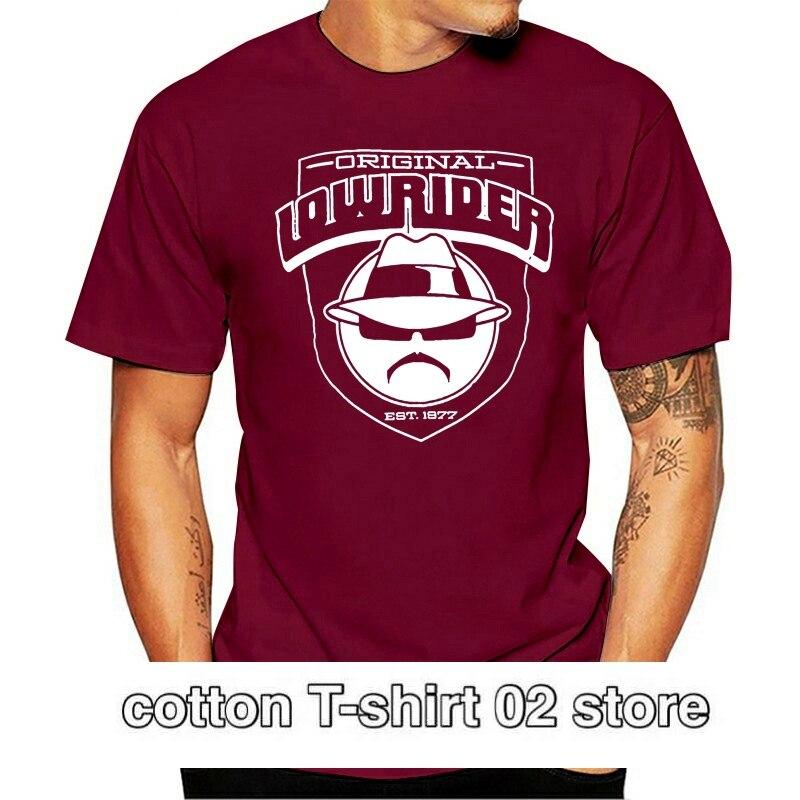 Camiseta clásica de coche Lowrider urbana para hombre y mujer de camisa...