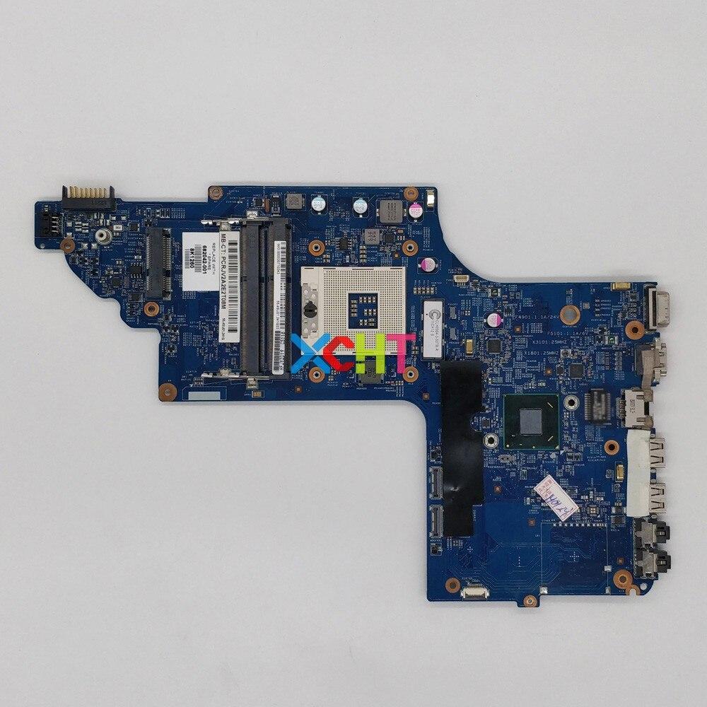 Para HP Envy DV7 DV7-7000 DV7T-7000 serie 682042-501, 682042-601, 682042-001 placa base portátil probado & trabajando perfecto