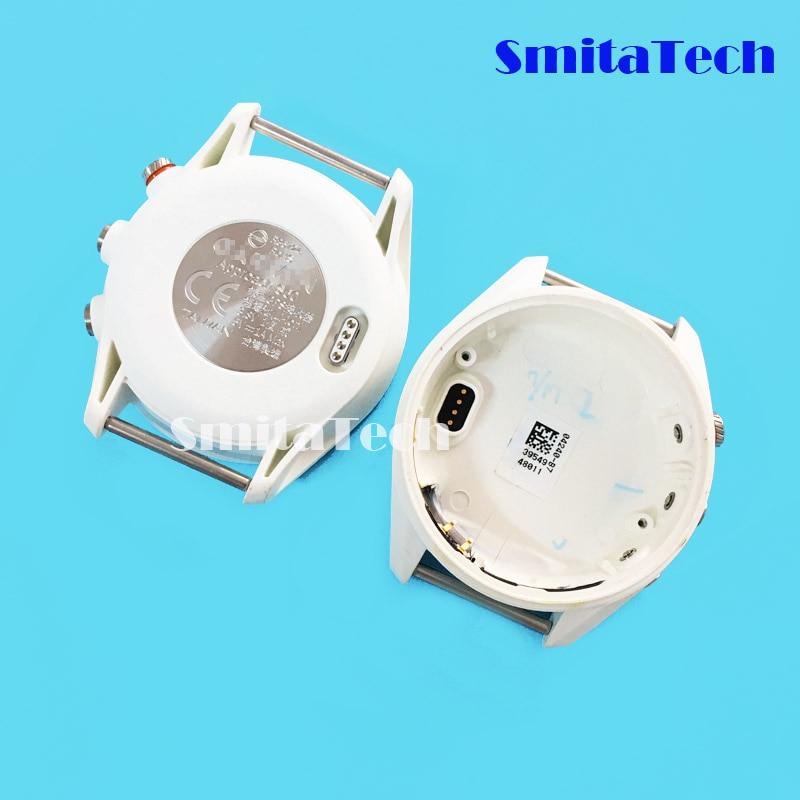 Funda trasera para Garmin Advance S60 Golf Range Finder GPS Smart reloj multideporte pieza de repuesto o película de vidrio, herramienta de reparación