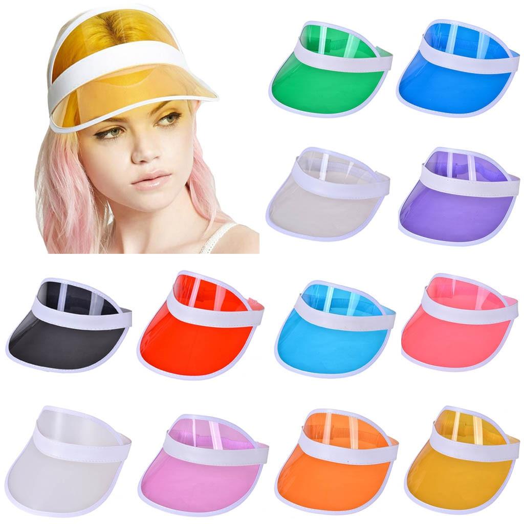 AliExpress - Unisex Sun Hat Outdoor Adjustable Visor Sun Hat Women Men Sunscreen Summer Sport Tennis Caps Fashion Lady Travel Beach Empty Top