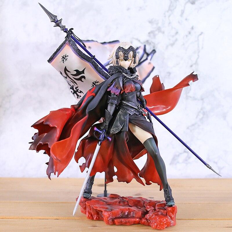 Fate/Grand orden Avenger jeine D Arc Alter PVC figura coleccionable modelo muñeca de juguete