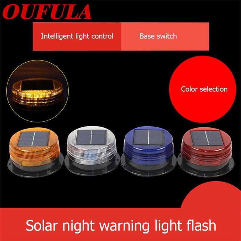 Ouvola-ضوء تحذير لاسلكي مثبت على السيارة ، مصباح سقف السيارة ، شفط مغناطيسي