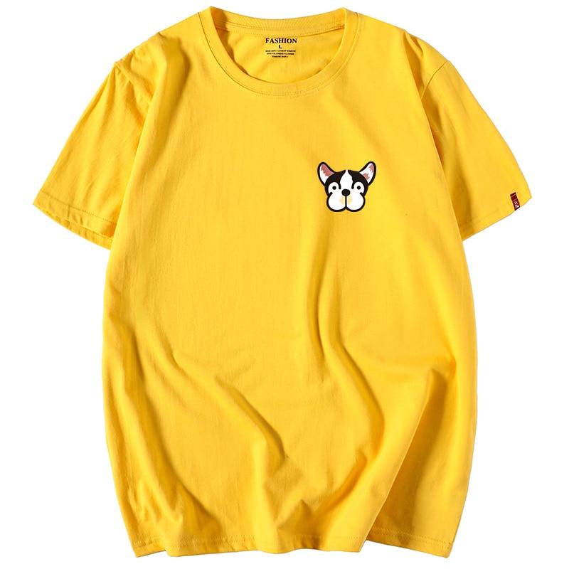 Camisa feminina de algodão t 6xl casual solto punk t-shirts meninas vogue harajuku kawaii topos t plus size streetwear roupas femininas