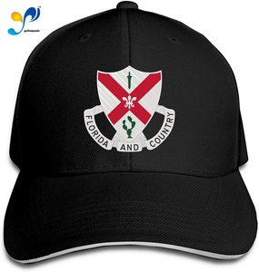 124th Infantry Regiment (United States) Unisex Sandwich Baseball Cap