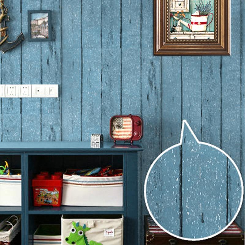 2021 Водонепроницаемая самоклеящаяся настенная бумага, виниловая контактная бумага, деревянная настенная бумага для спальни, наклейка на шк...