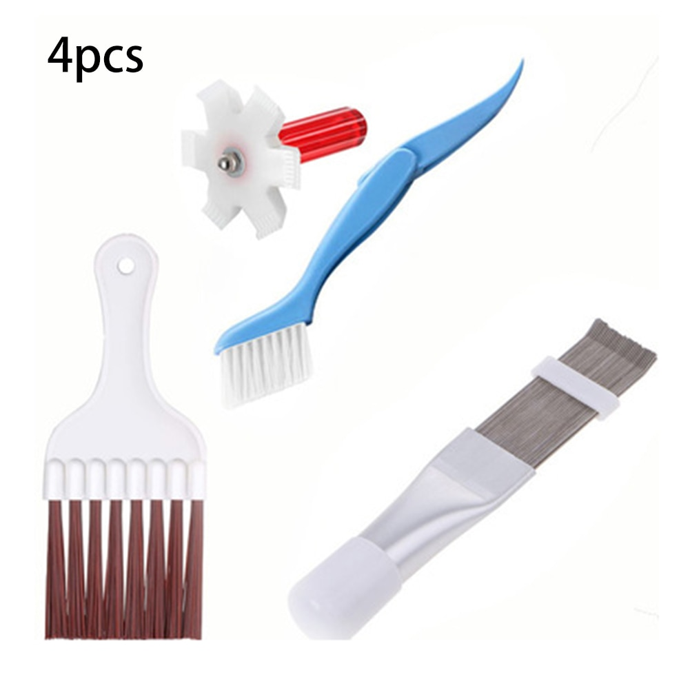 AliExpress - Refrigeration Air Conditioner Fin Comb Heat dissipating brush Stainless steel blade brush condenser cleaning Accessories