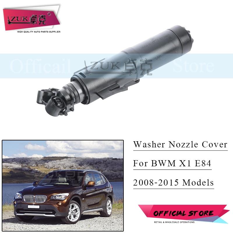 ZUK para BMW X1 E84 del faro de pulverización de la boquilla lavadora accionador del año 2008, 2009, 2010, 2011, 2012, 2013, 2014, 2015