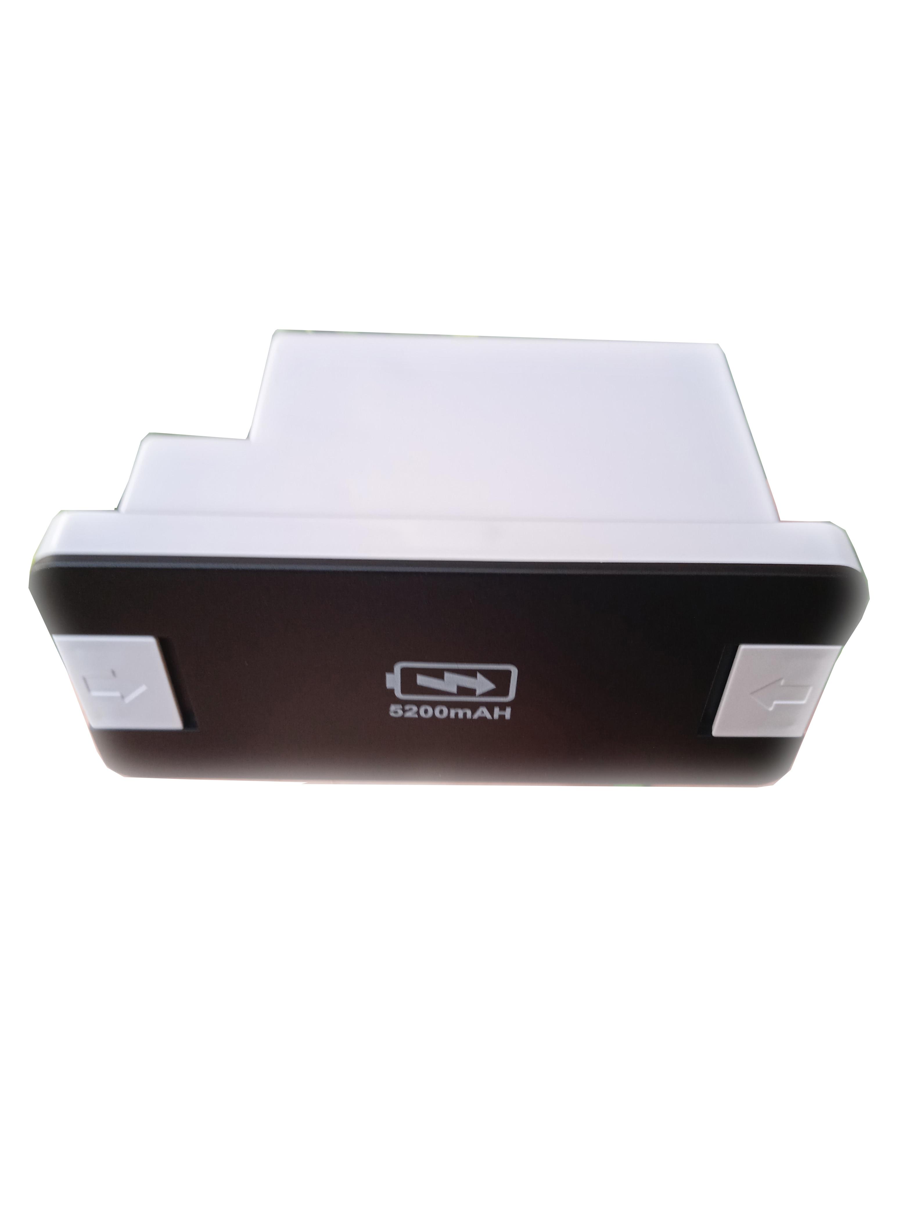 Nail Lamp Spare Parts 5200mah LED UV Lamp Manicure battery