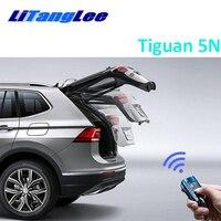 LiTangLee Car Electric Tail Gate Lift Trunk Rear Door Assist System For Volkswagen Tiguan 5N MK2 2016~2020