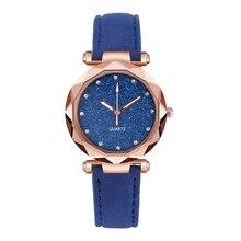 Luxury Female Clock Casual Women Wrist Watch Leather Ladies Simple Analog Quartz Wristwatches Fashio