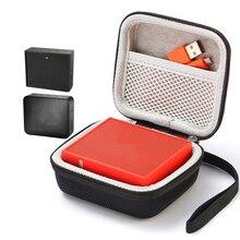 Plac futerał na głośnik pokrowiec na telefon GO GO 2 głośniki Bluetooth głośnik do przechowywania torba pokrowiec etui na siateczkowa kieszeń pasek torebka