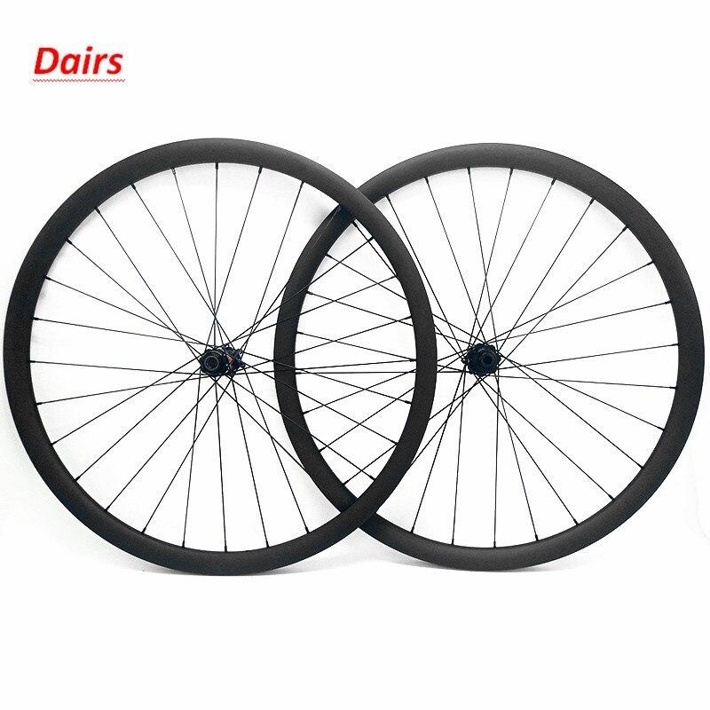 29er ruedas de disco de carbono mtb 35x25mm sin cámara DT240S boost 110x15 148x12 ruedas de disco mtb 36T 48T 54T juego de ruedas de bicicleta 1420 radios