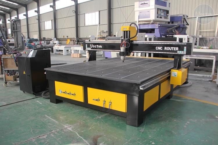 CNC Engraver Woodworking CNC Router Machine AccTek CNC Router For Cutting And Engraving Machine enlarge