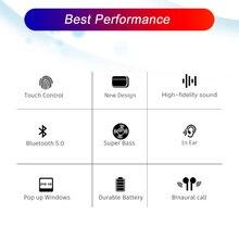 Bluetooth 5.0 Sport Earphone Stereo Headphones Gaming Headset