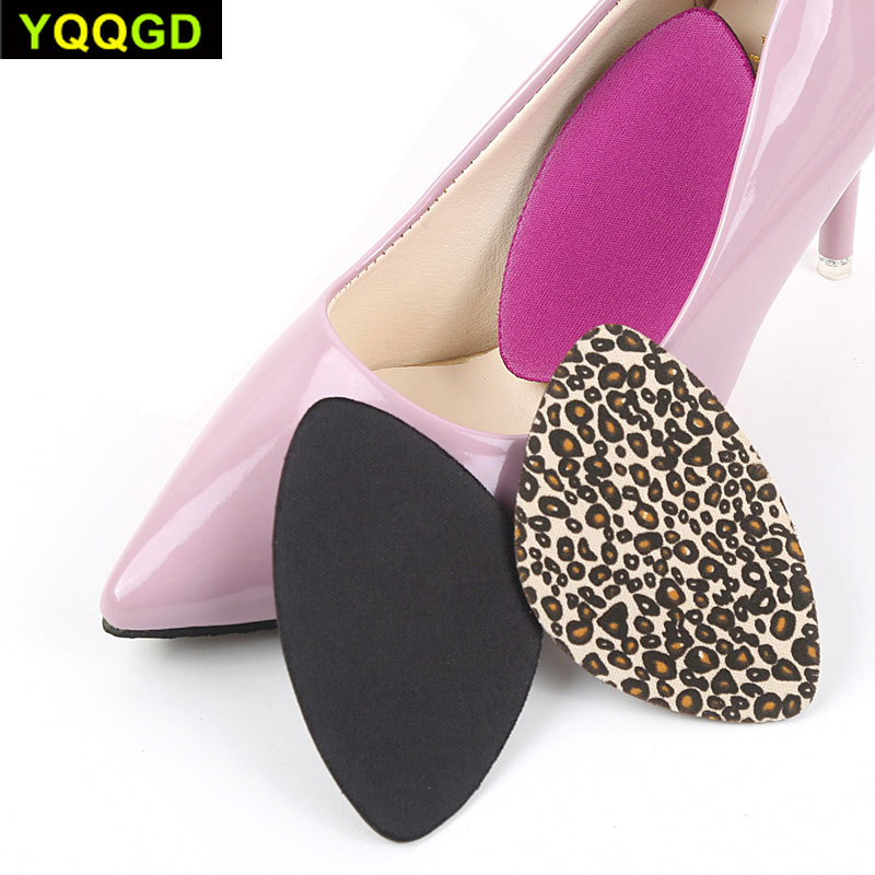 1Pair Sponge forefoot arch support Ball Foot pad pads insoles inserts shoes women brand socks high heels shoes accessories