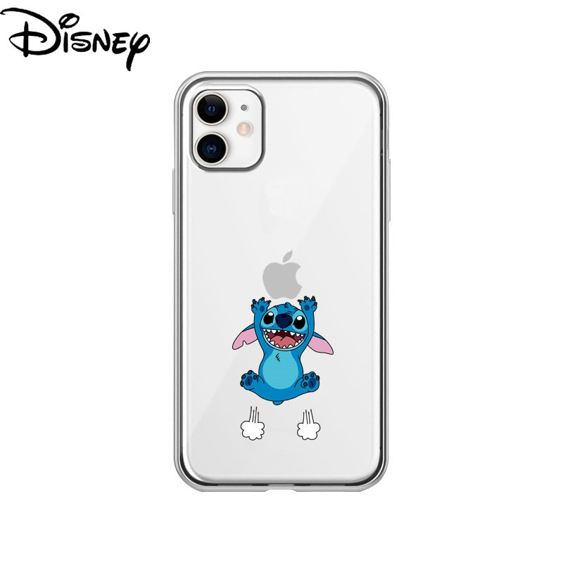 Disney phone case for 12pro/XR/xsmax phone case for iphone7/8plus/6sp/11pro phone cover Mobile phone accessories  - buy with discount