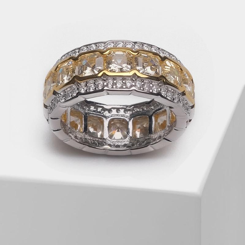 Amorita بوتيك-خاتم عصري ، تصميم ثقب كامل