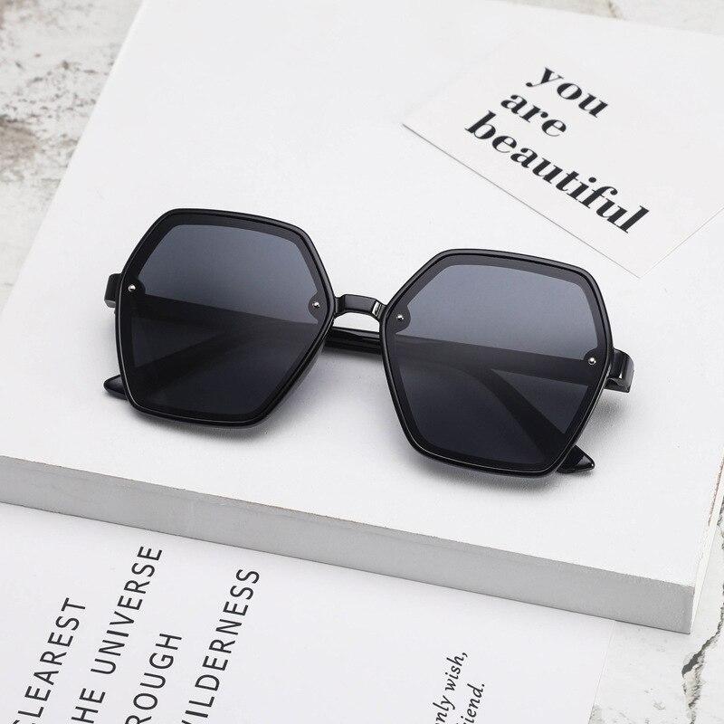 Oversized Sunglasses Women Shades For Men Retro Vintage Sun Glasses 2021 Luxury Designer Glasses Fas