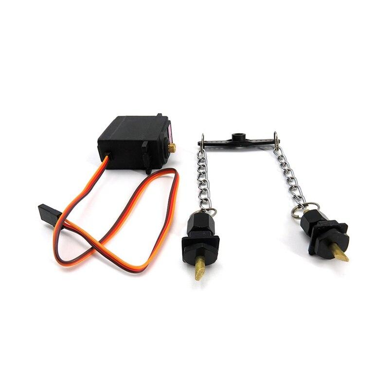Para Flytec V500 nueva actualización RC pesca cebo barco Servo Set accesorios para Flytec V500 cebo barco