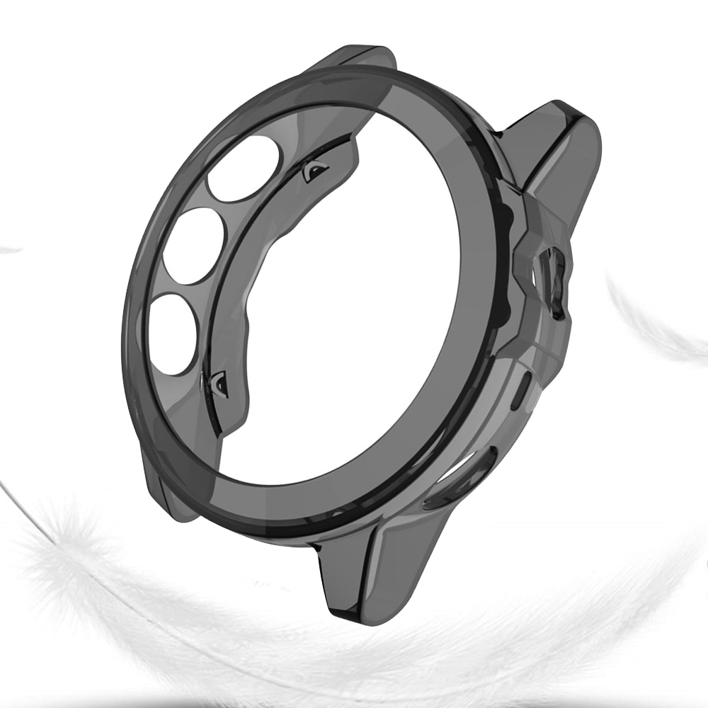 Cubierta suave ligera de moda para Garmin Fenix 5X funda de reloj delgada TPU parachoques para Fenix 5 X accesorios de carcasa protectora