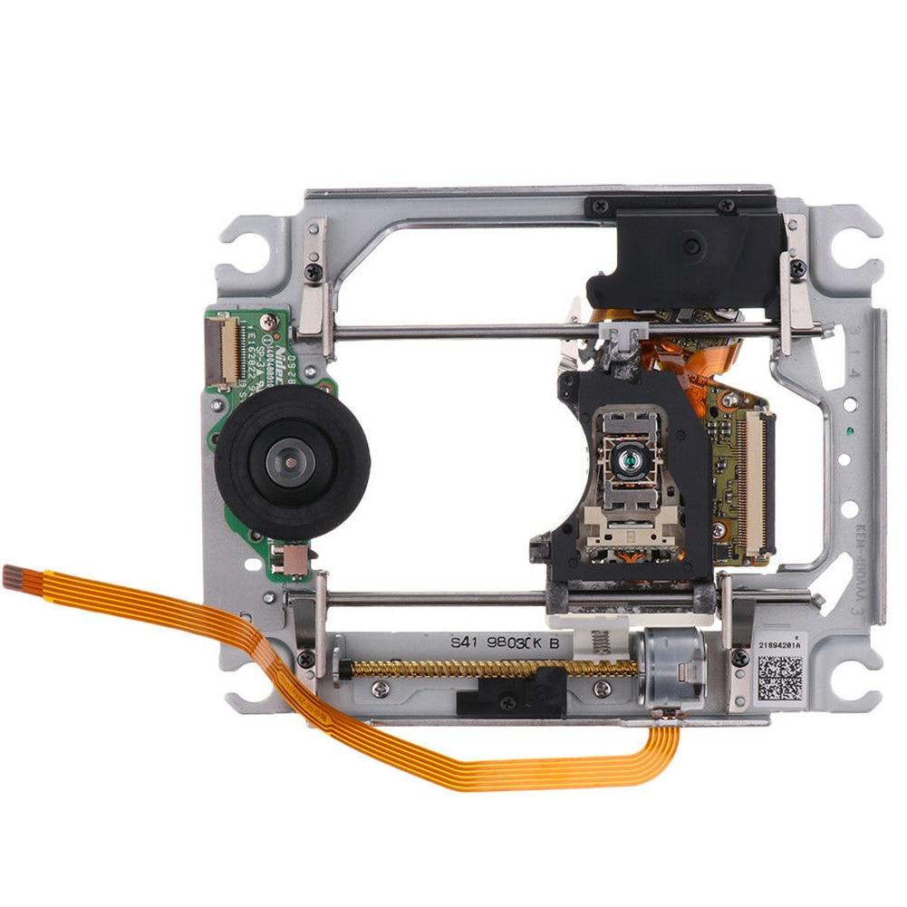 Accesorios de juego profesional de Unidad óptica para KEM 400AAA 400A útil para Ps3 Slim repuesto lentes suministros duraderos