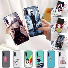 Jujutsu Kaisen Yuji Itadori anime Telefon Fall Für Xiaomi Mi A1 A2 5 6 6PLUS 8 9 SE Lite MIX 2 2S MAX 2 3 Pocophone F1