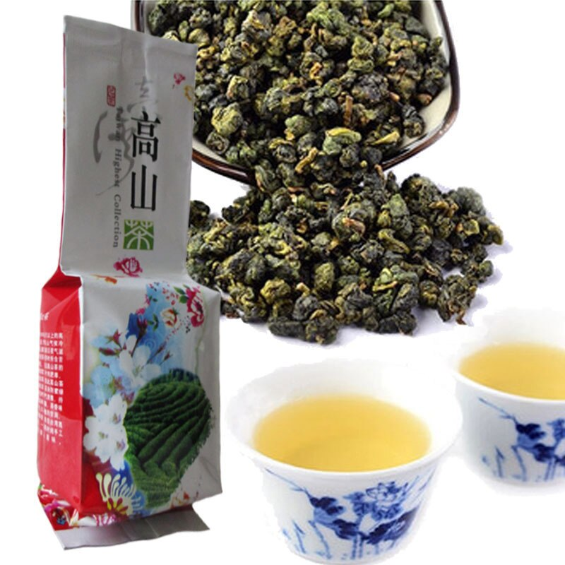 2019 Taiwan Hohen Bergen Jin Xuan Milch Oolong-Tee Für Gesundheit Care Dongding Oolong-Tee Grün lebensmittel Mit Milch Geschmack