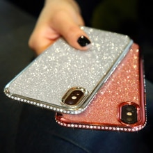 Glitter Diamond Case for Samsung  A30 A30S A40 A50 A50S A70 A10 A10S A20 A20e S8 S10 S9+ Note 9 8 10 Plus Soft TPU Cover