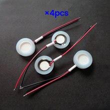 16mm 2.4MHz ultrasons atomisation en céramique disque anneau feuille atomiseur humidificateur accessoires
