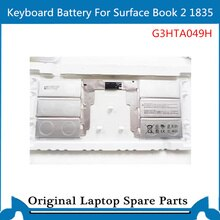 Batería genuina para Microsoft superficie de portátil 2 1835 teclado batería G3HTA049H 11,3 V 56WH