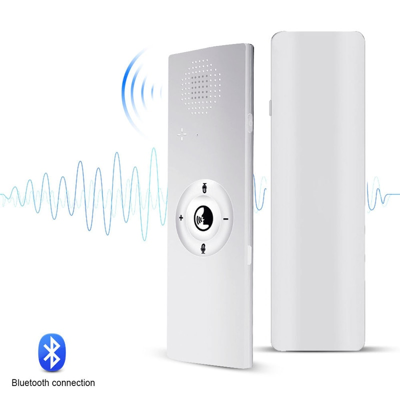 2021 جديد وصول T13 مترجم متعدد اللغات الذكية الكلام صوت سماعة لاسلكية تعمل بالبلوتوث متوافق الفورية مترجم