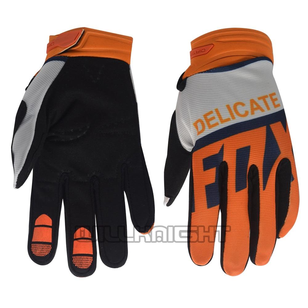 Moto Dirtpaw Delicate Fox Scooter Motorcycle MTB Bike Gloves Motocross Race Glove