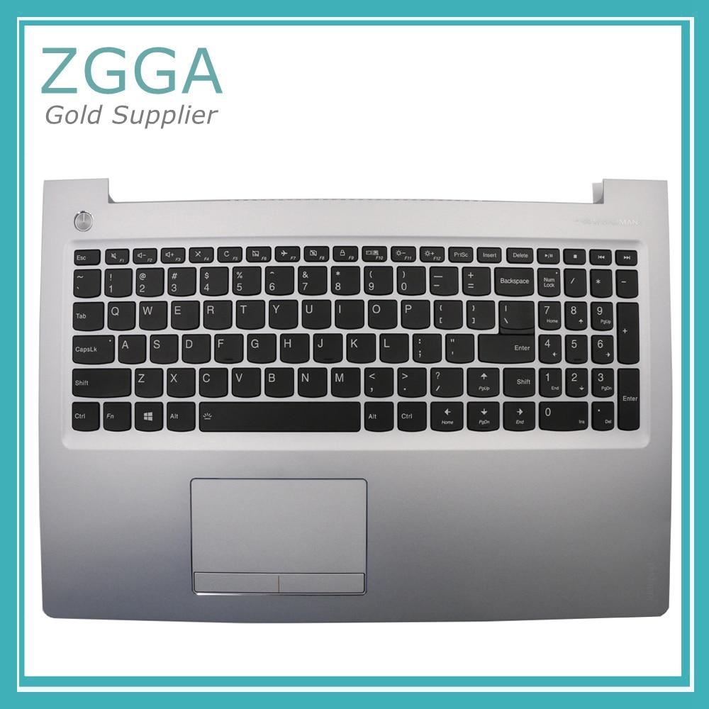 Nueva funda superior para Lenovo Ideapad 510-15 510-150k 510-15IKB palmest US Keyboard USA SW 5CB0L37533 5CB0L37526 5CB0L37477