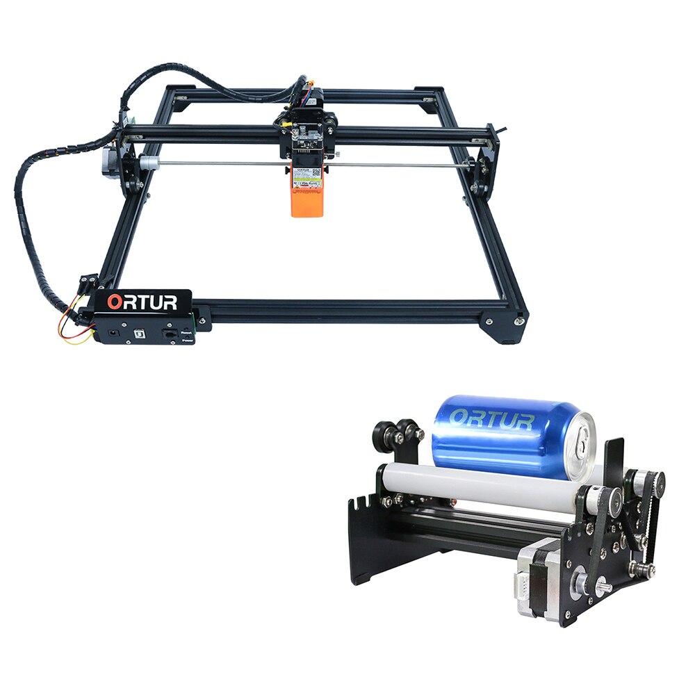 Ortur-آلة النقش بالليزر ، سريعة وعالية الدقة ، لكرات الأجسام الأسطوانية