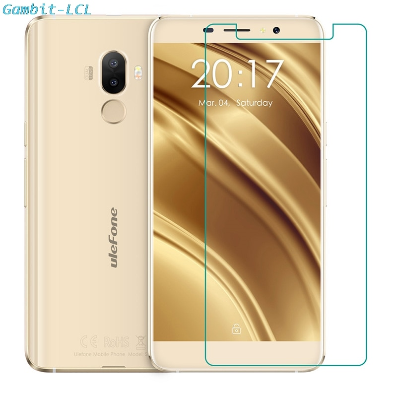 Tempered Glass for Ulefone Mix S S1 S7 S8 S9 S10 Pro T1 Gemini P6000 Plus Screen Protector Phone Pro