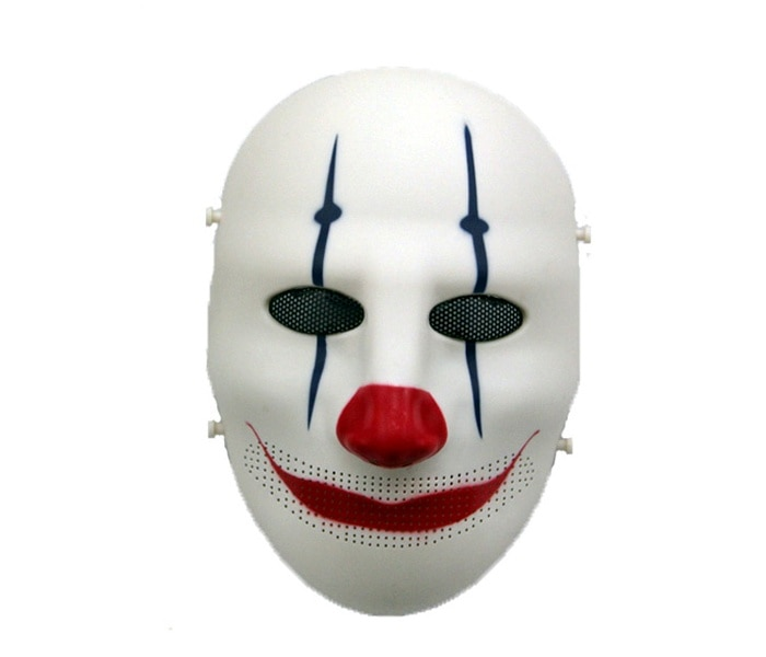 free shipping halloween children s clown costume masquerade performance clothing stage circus clown comedy costume boy cosplay Payday Paintball Mask Tactical Full Face Skull Clown Costume Masquerade Cosplay Halloween Party Wargame Airsoft Military Masks