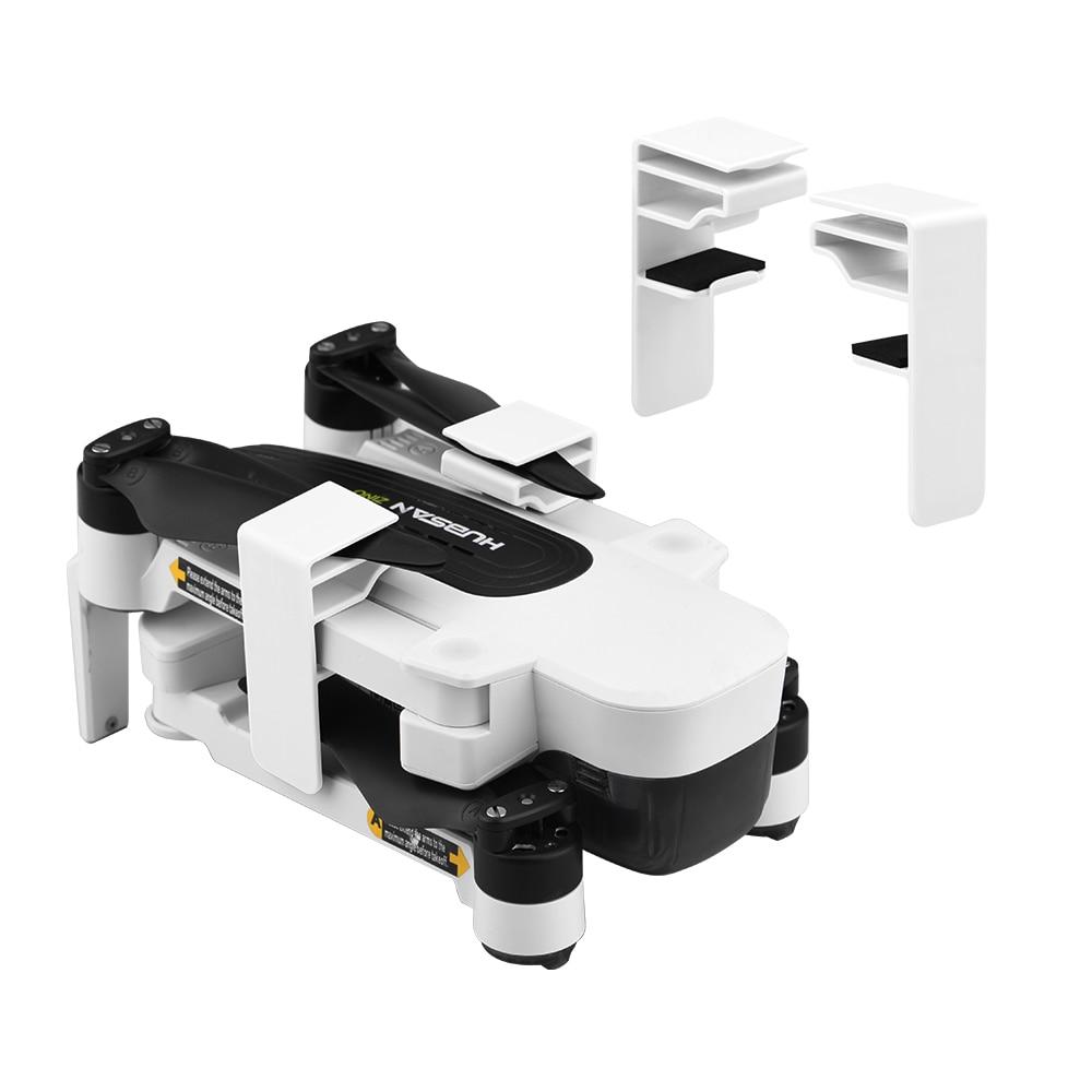 Estabilizador de hélice para hubsan h117 s, protetor de armazenamento com motor fixo, acessórios para drones