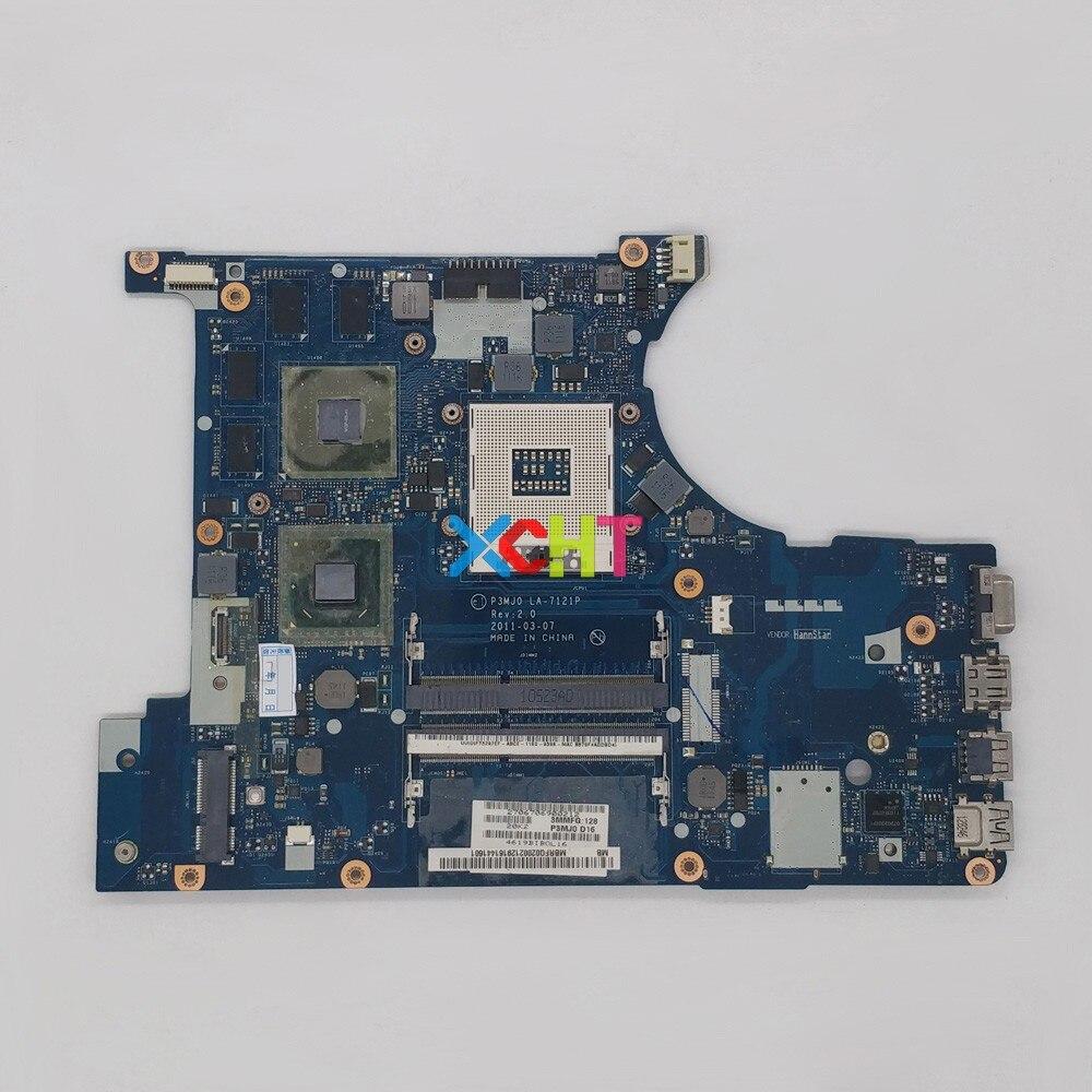 MBRFQ02002 MB.RFQ02.002 P3MJ0 LA-7121P HM65 DDR3 GT540M GPU ل أيسر أسباير 3830 3830TG PC كمبيوتر محمول اللوحة اللوحة اختبار