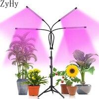 18 Вт 27 Вт 36 Вт Светодиодный завода светать светильник 5В USB кронштейн красные, синие полный спектр для Крытый расти палатку семян овощей цвет...